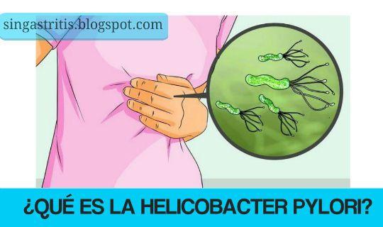 La Gastritis Crónica, las Úlceras Gástricas y el Cáncer de Estómago tienen un factor en común: La bacteria Helicobacter Pylori. Conócela