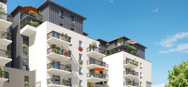 Programme immobilier neuf Cityzen 2 - Strasbourg