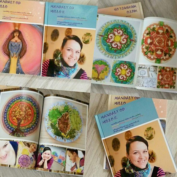sashe.sk/millo my  photos books , more than 500 mandalas for you