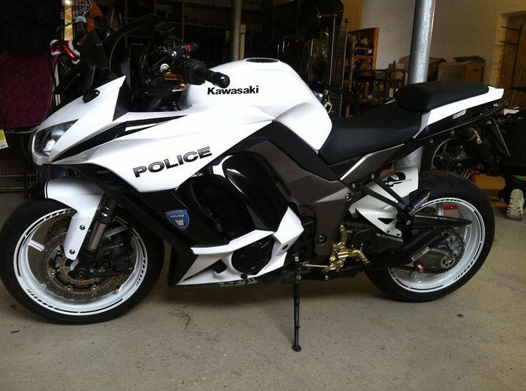 """fastbikes4life: """"Z1000SX Kawasaki """""""