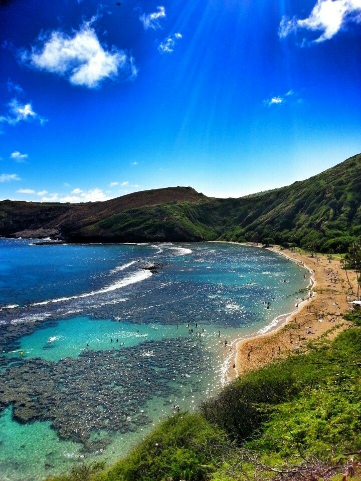 196 best images about favorite places spaces on for Fishing spots oahu