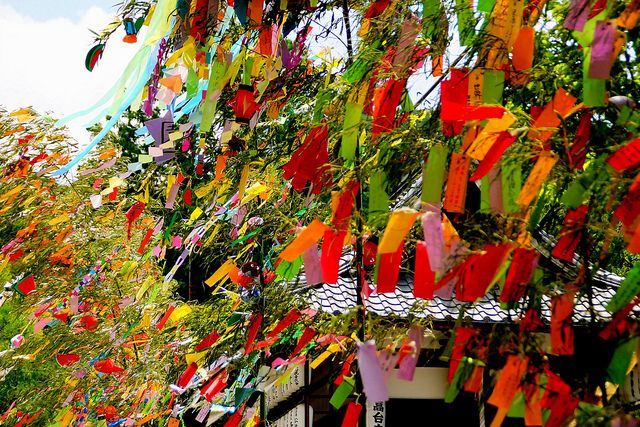 tanabata legend japan