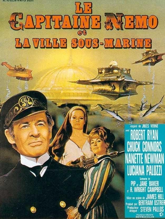 Le Capitaine Nemo et la Ville Sous-Ma [film 1969]