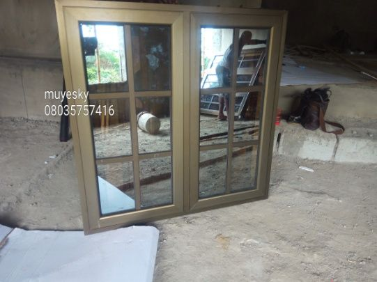 Security/armored Doors, Burglary Proofs & Aluminium Windows @ Ur Service - Properties (42) - Nigeria