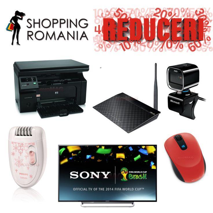 Bucura-te de Promotiile #URIASE de astazi!   http://www.shoppingromania.com/promotii