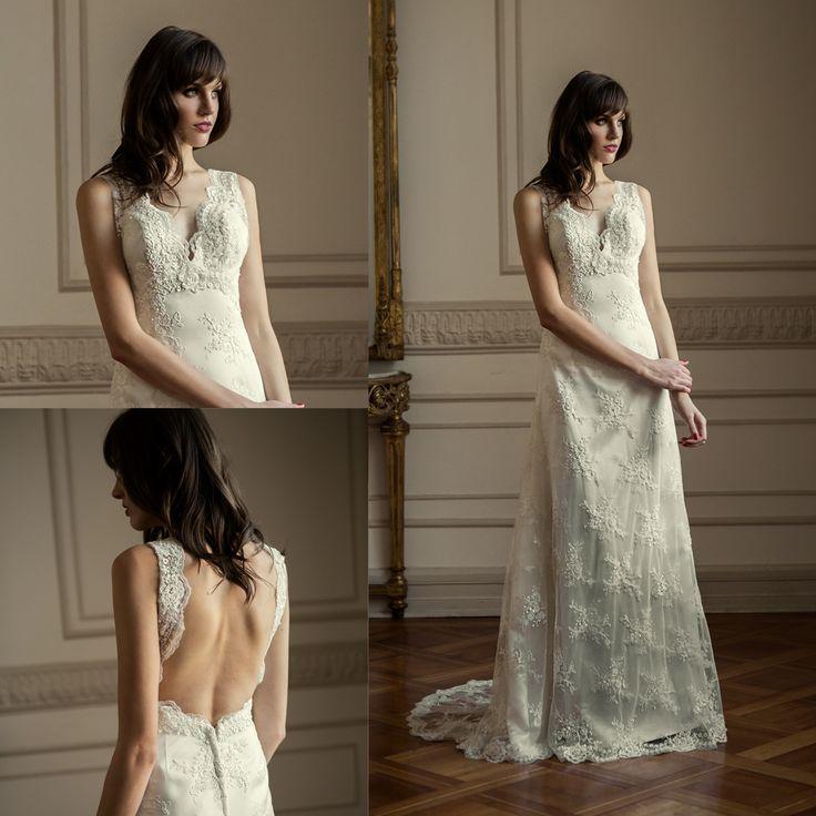 Vestido de Novia Sirena de tull · Mermaid Tulle Wedding Dress