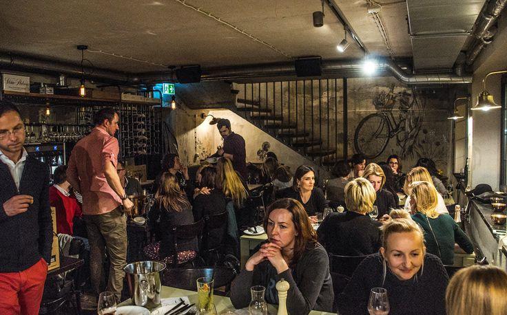 https://flic.kr/p/Du1tgj | Spanish Tasting at Food & Wine by Miedzy Ustami