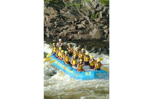 Riding the white water: Tips for a safe rafting trip