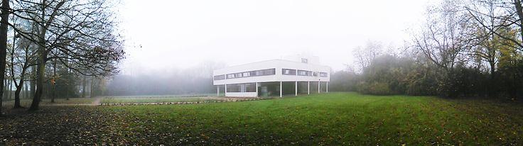 Villa Savoye_estilo internacional