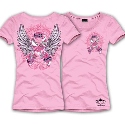 119 best breast cancer pink ribbon images on pinterest for Breast cancer shirts ideas