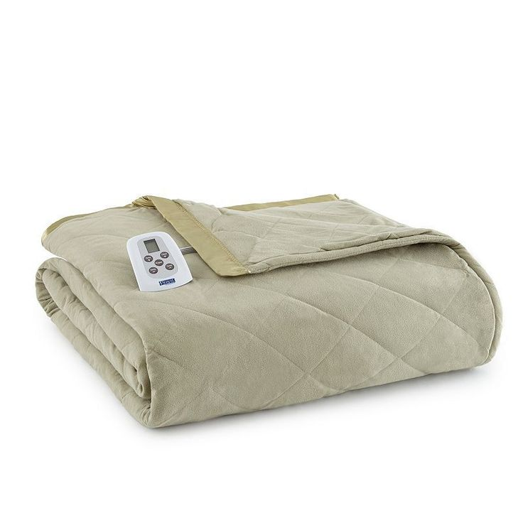 Micro Flannel ® Electric Heating Blanket,