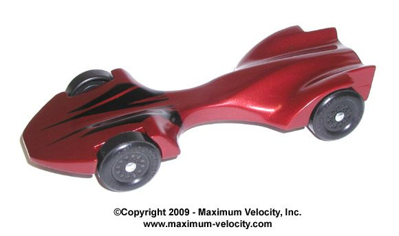 Fastest Pinewood Derby Car Designs | Pinewood Derby Car Kit