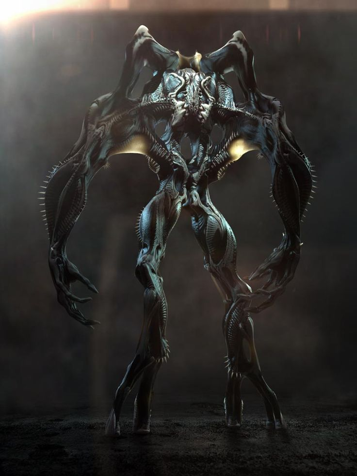 Super 8 concept [] by Neville Page | CREATURES [Digital ...