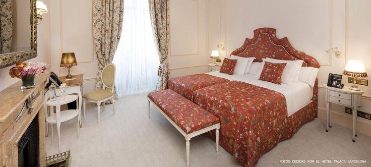 Suite Josephine Baker. Hotel Palace Barcelona