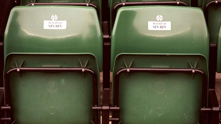 Football Association encourages sin-bin trials in amateur game