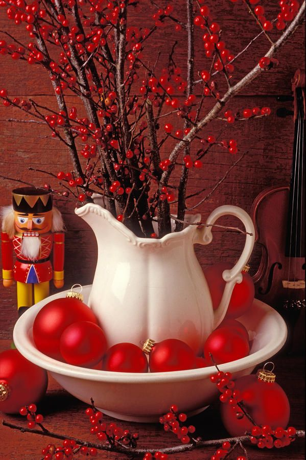 Christmas still life Photograph by Garry Gay - Christmas still life Fine Art Prints and Posters for Sale