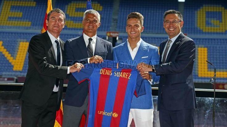 Denis Suárez #FCBarcelona #DenisSuárez #DenisSuárezFCB #FansFCB