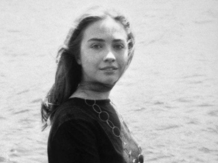 Hillary Clinton Taken in 1969.
