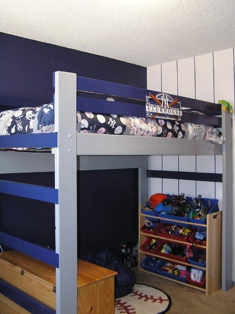 Do It Yourself Home Design: 17 Best Images About Bodacious Bunk Beds On Pinterest