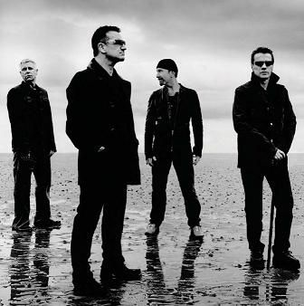 U2 - Only the best band EVER!