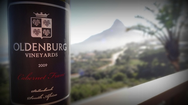 Oldenburg Cab Franc2009