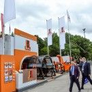 Pronar at IFAT 2016 - the biggest exhibition of municipal, recycling and waste management machinery. Pronar stand was visited by thousands of people.