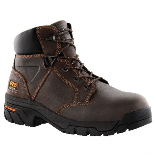 BESTSELLER! Timberland Pro Men`s Helix 6 Inch Safety Toe Work Boots $117.59
