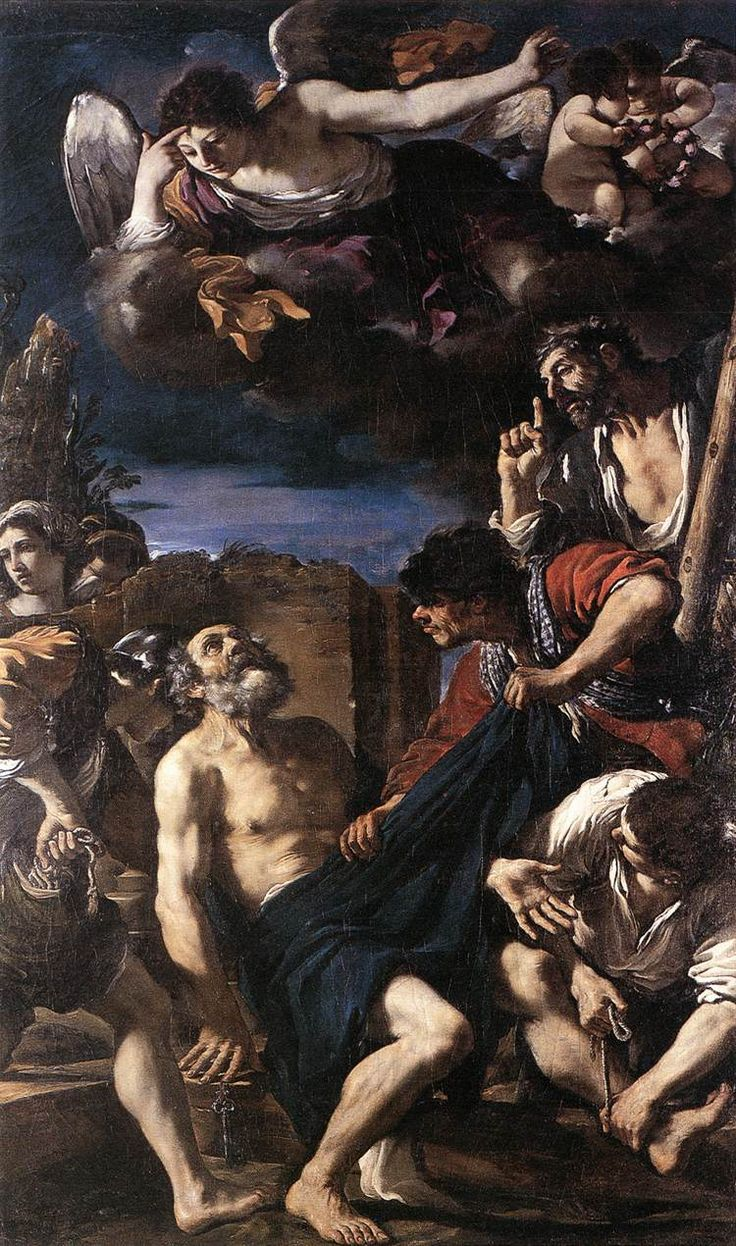Masters of Art: Guercino (1591 - 1666) - Make your ideas Art