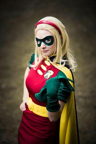 Stephanie Brown: Robin