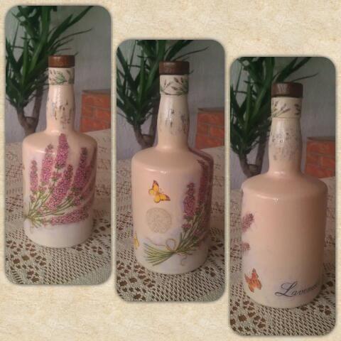 Lavander Bottle