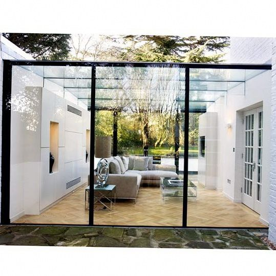 17 best images about sunroom conservatory on pinterest for Conservatory kitchen extension ideas