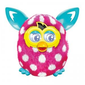 Furby Boom! I may have to buy this one too or start a crazy lady furby collection