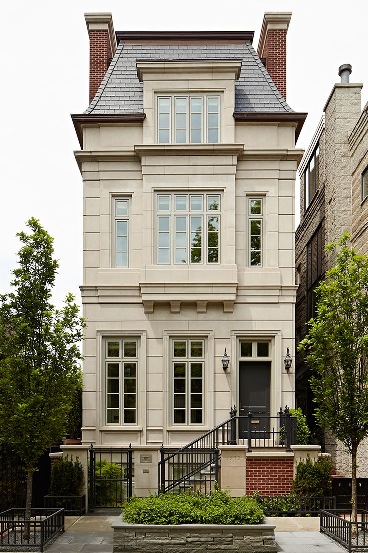 Best 25 townhouse ideas on pinterest manhattan house exterior glass doors and patio ideas Modern townhouse plans