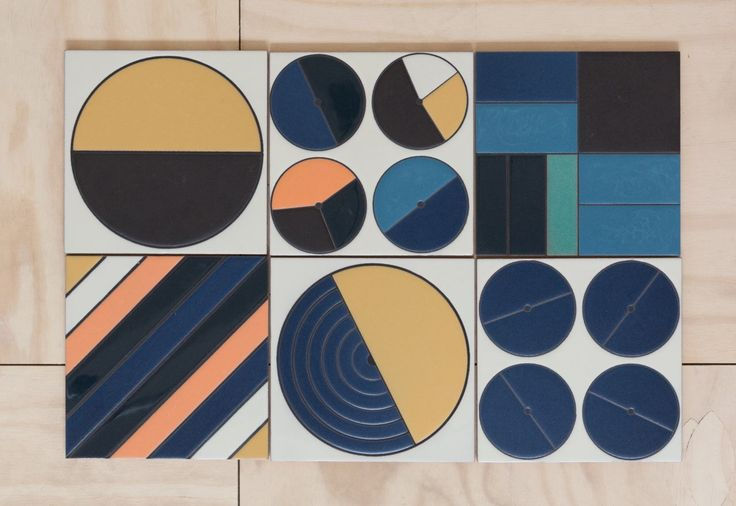 Fireclay Tile est une société américaine fondée en Californie il y a plus de 30 ans et spécialisée dans la conception de carreaux en terre cuite.  L'entreprise a souhaité rendre hommage à ses racines californiennes en créant la collection « Agrarian » (agraire) composée de 8 motifs graphiques, inspirés des cercles de culture qui ornent les champs. Ces plans géométriques peuvent être vus du ciel et se traduisent parfaitement en carreaux modernes. Avec huit modèles et trois motifs de...