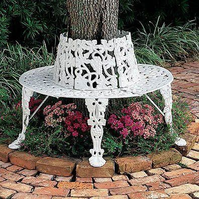 34 Best Tree Benches Images On Pinterest