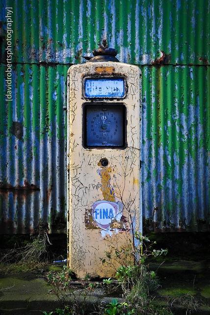 mine ...: Colour, Gaspumps, Pumps Trefor, Photos Art Scen, Hello Color, Photo Shared, Gas Pumps, Petrol Pumps, Trefor Petrol