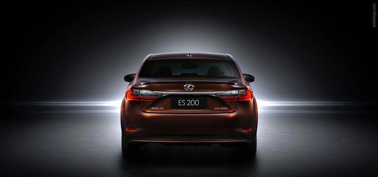 2016 Lexus ES 200  #Segment_E #Lexus_ES #Japanese_brands #Lexus #Shanghai_Motor_Show_2015 #2016MY #Lexus_ES_200 #Serial #Lexus_ES_300h