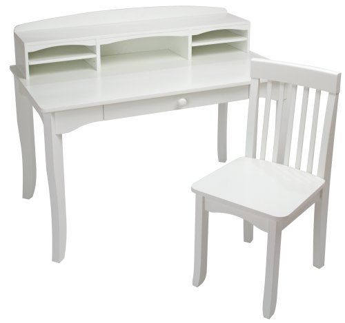 KidKraft Large Avalon Desk - White by KidKraft, http://www.amazon.com/dp/B000IYJU3Q/ref=cm_sw_r_pi_dp_bLZxrb0RTAKCA