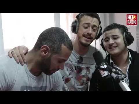 COVER D' #ENTY AVEC SAAD LAMJARRED ET DJ VAN DANS LE MORNING DE MOMO - 07/04/14 - YouTube