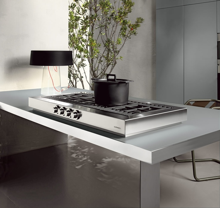 #ETNARossana #kitchen #design #interiors #kitchens #Rossanacucine #living