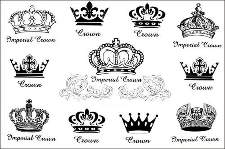 Tatuagem de coroa 48