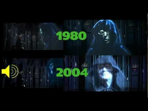 Empire Strikes Back Changes