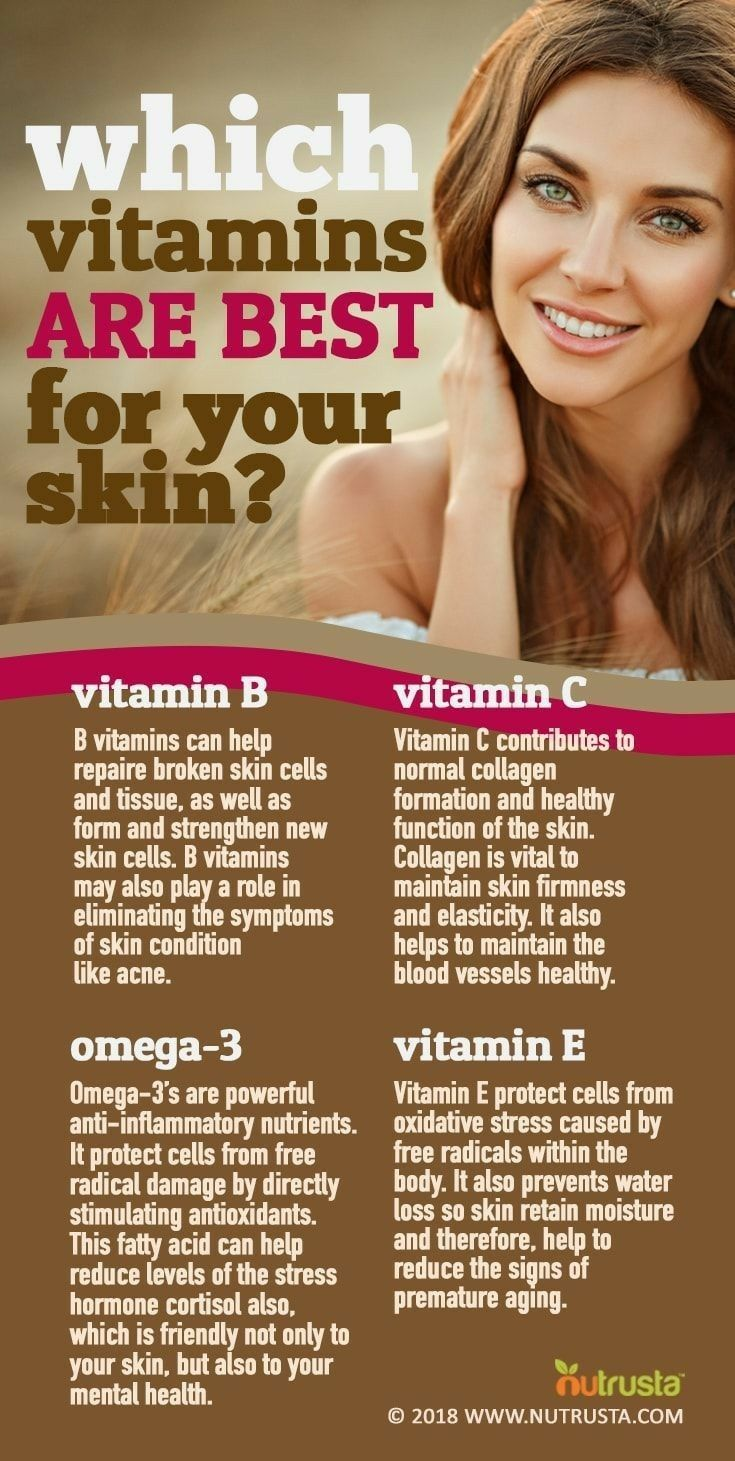 Which Vitamins Are Best For Your Skin Vitamins For Skin Anti Aging Skin Products Anti Aging Skin Care