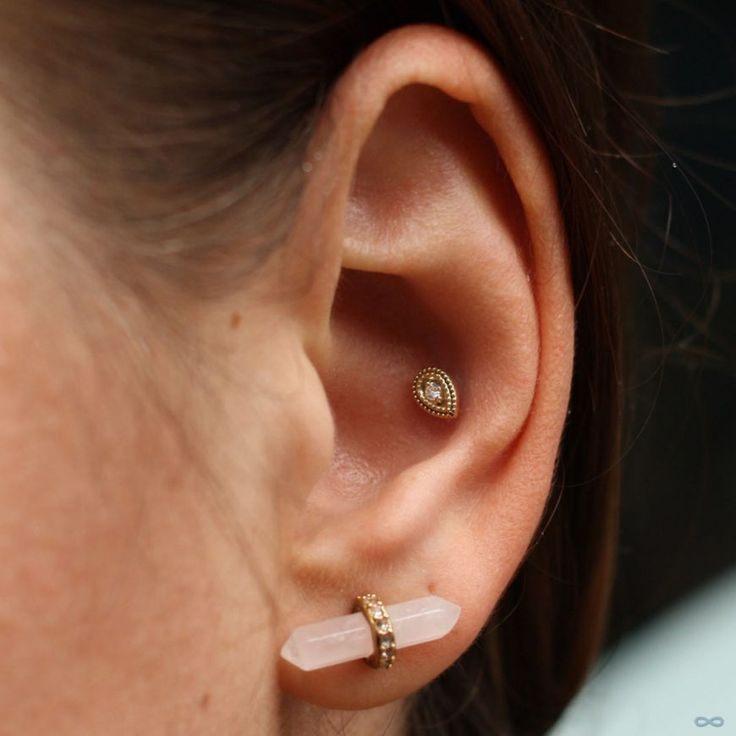 43 best ear piercing inspiration images on pinterest for Piercing salon