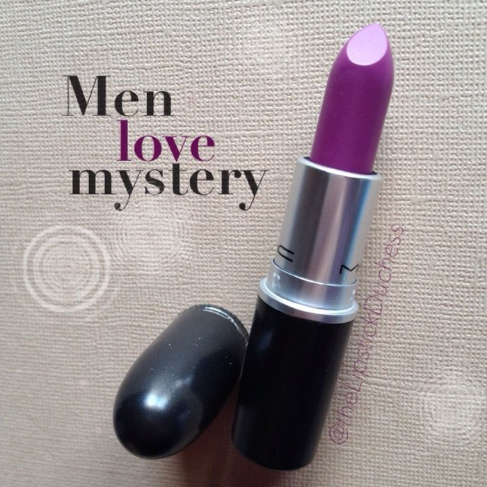 Mac Men Love Mystery Lipstick
