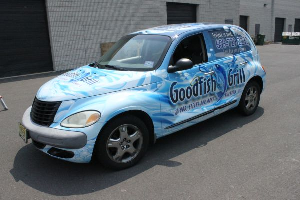 7 Reasons not to choose your local vehicle wraps and graphics sign company!