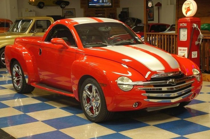 2003 Chevrolet SSR                                                                                                                                                                                 More