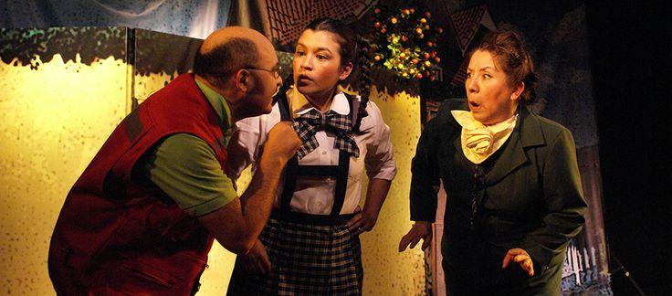 La Quebrada de los Sueños en el Teatro Municipal de Antofagasta
