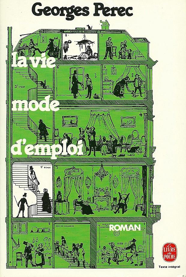 Georges Perec - La vie mode d'emploi