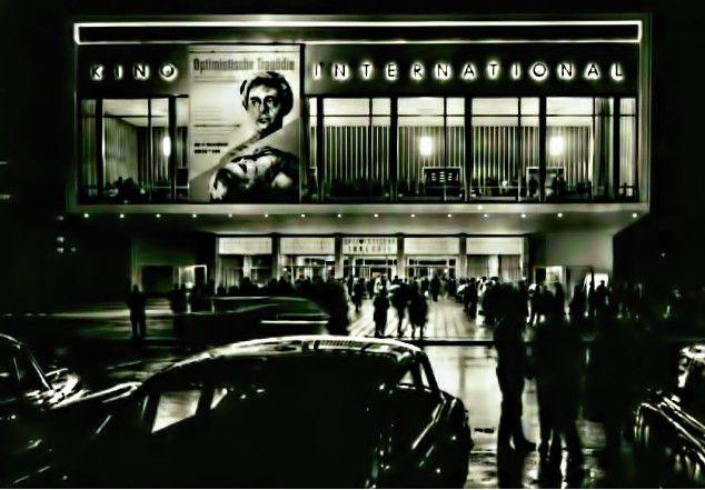 Kino International, Karl-Marx Allee 33 10178 Berlin, Germany #berlin #germany #theatretalks #cinema